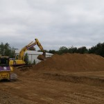 Week 1 – Building project WilTec : Earthworks