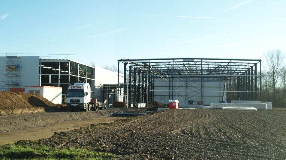 Week 6 + 7: WilTec Building project