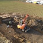 Construction de WilTec GmbH dans le Ernst-Abbe-Str. 2 à Eschweiler