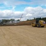 Woche 1 - Bauvorhaben WilTec Erdarbeiten